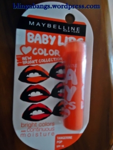 Maybelline Baby Lip