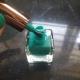 Colorbar Nail Lacquer Green Fling
