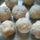 Quick Coconut Laddoo- 2 ingredients only