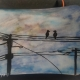Me You and Sky- watercolor painting- 9