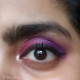 Pink Eye Makeup Look Using Huda Beauty and Rimmel products
