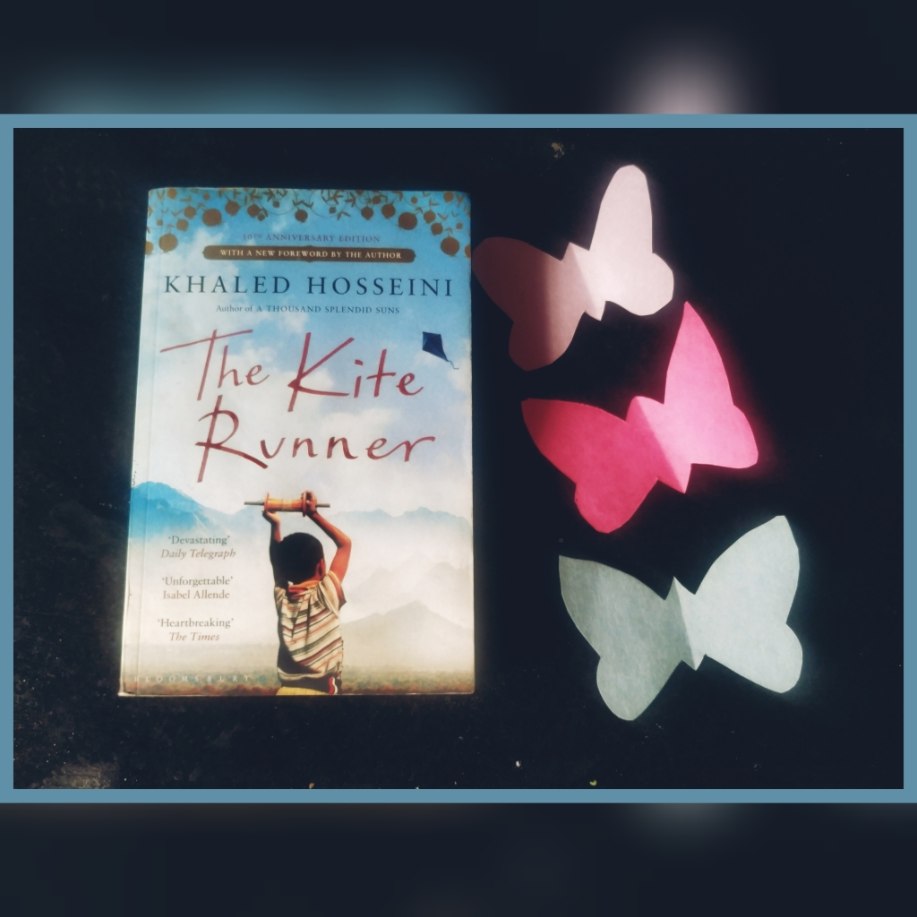 The kite runner book photography