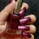 Kyth & Kin Metallic Nail Lacquer Purple Haze Swatches