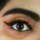 Basic Wing Eyeliner Look using Makeup revolution Reloaded Marvelous matte Eyeshadow pallete