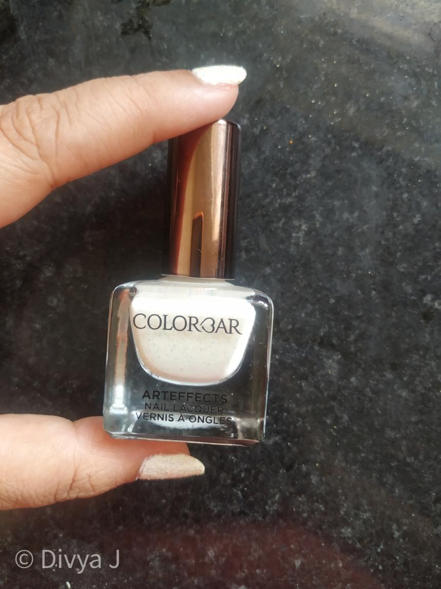 Colorbar Arteffects Jersey-Hacci nail polish bottle shot