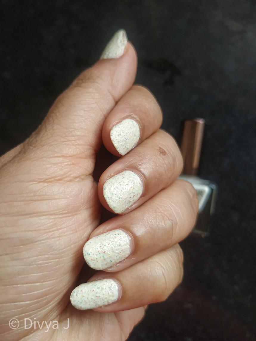 Colorbar Arteffects Jersey-Hacci nail polish