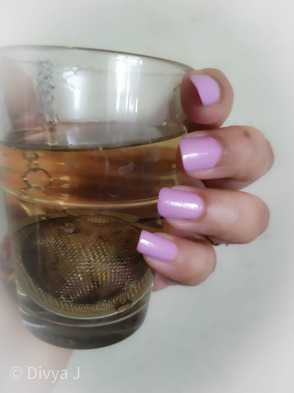 Chamomile Rose Herb Tea
